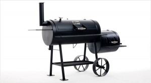 The Cheyenne from Yoder Smokers